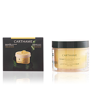CARTHAME dry hair gentle hydro-nutritive mask 200 ml