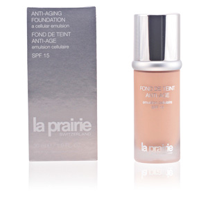 ANTI-AGING foundation a cellular emulsion SPF15 #100 30 ml