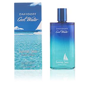 COOL WATER SUMMER SEAS edt vaporizador limited edition 125 ml