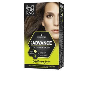 LLONGUERAS COLOR ADVANCE hair colour #5-light brown