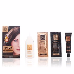 LLONGUERAS OPTIMA hair colour #5-light brown