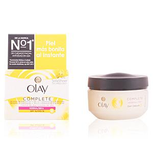 COMPLETE crema de día SPF15 piel normal a seca 50 ml