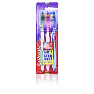 Colgate Mattress ZIG ZAG cepillo dientes #medium 3 pz