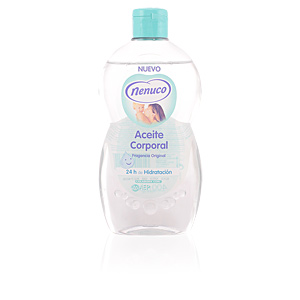ACEITE CORPORAL fragancia original 400 ml