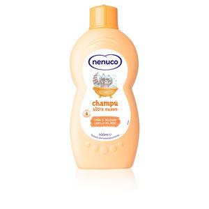 CHAMPÚ EXTRASUAVE con miel y camomila 500 ml