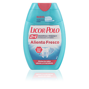 ALIENTO FRESCO 2en1 dentífrico 75 ml