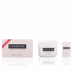 CYGNETIC crema decolorante vello 100 ml