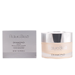 DIAMOND WHITE rich luxury cleanser 200 ml