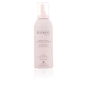 BAMBOO VOLUME weightless whipped mousse 150 ml