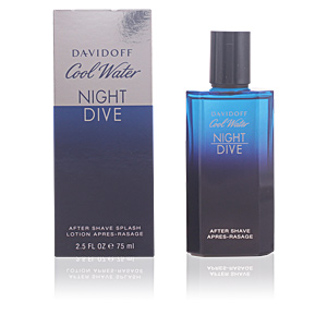 COOL WATER NIGHT DIVE after shave 75 ml