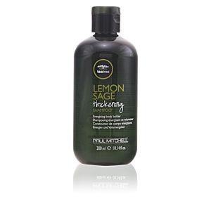 TEA TREE LEMON SAGE thickening shampoo 300 ml