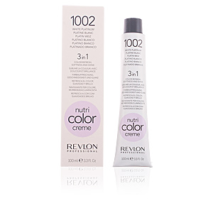 NUTRI COLOR cream #1002-platine blanc 100 ml