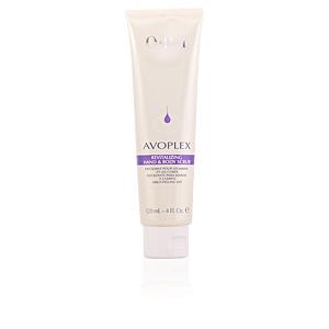 AVOPLEX revitalizing hand&body scrub 120 ml