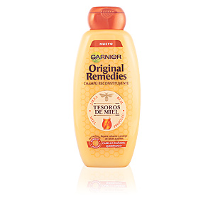 ORIGINAL REMEDIES champú tesoros de miel 400 ml