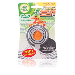 AIR-WICK CAR FILTER&FRESH ambientador #lirio de amazonas