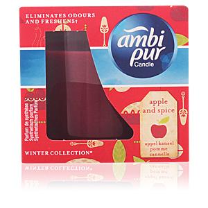 AMBIPUR CANDLE ambientador #manzana y especias