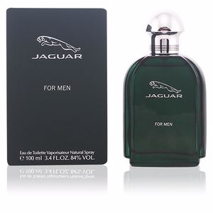 JAGUAR GREEN edt vaporizador 100 ml