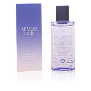 ARMANI CODE FEMME gel de ducha 200 ml