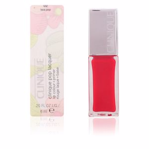 POP LACQUER lip colour + primer #02-lava pop 6 ml