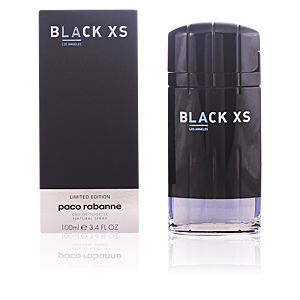 BLACK XS LOS ANGELES MEN edt vaporizador 100 ml