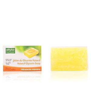 PHYTO NATURE pastilla jabón glicerina 120 gr