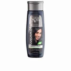 MASCARILLA COLOR cabellos negros 300 ml