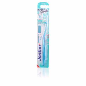 JORDAN cepillo dental niños 9-12 años #suave 1 pz