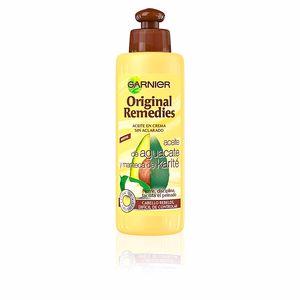 ORIGINAL REMEDIES aceite sin aclarado aguacate & karite 200