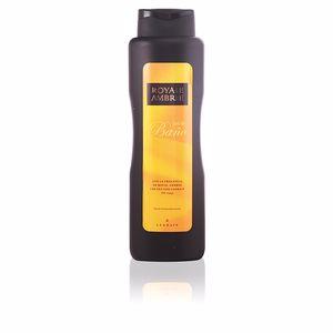 ROYALE AMBREE gel de ducha 750 ml