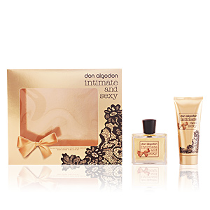 DON ALGODON INTIMATE & SEXY LOTE 2 pz