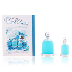 HALLOWEEN BLUE DROP LOTE 2 pz
