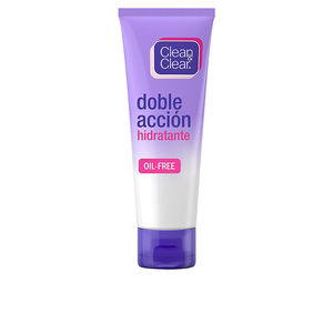 CLEAN & CLEAR doble acción hidratante 100 ml