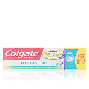 TOTAL EFECTO VISIBLE pasta dentífrica 75 ml + 33%