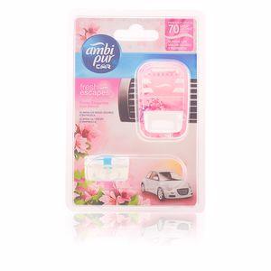 AMBIPUR CAR ambientador aparato + recambio #for her 7 ml
