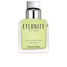 ETERNITY MEN edt zerstäuber 100 ml